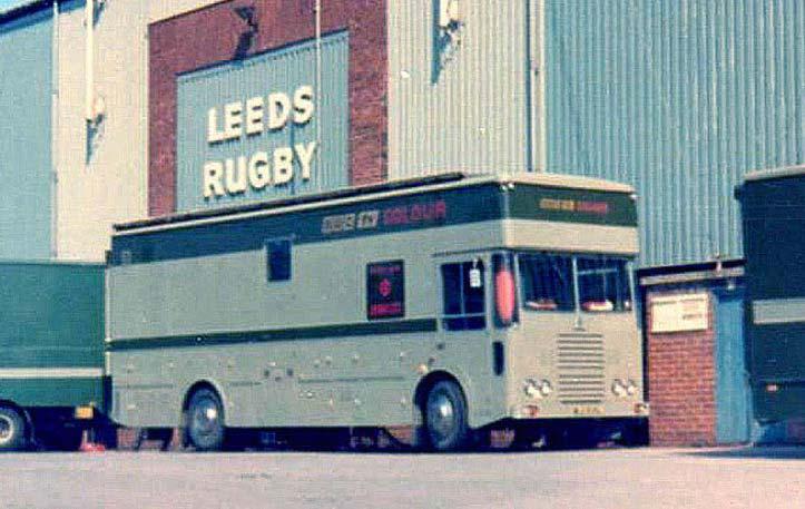 CMCR 13 at Headingley, Leeds