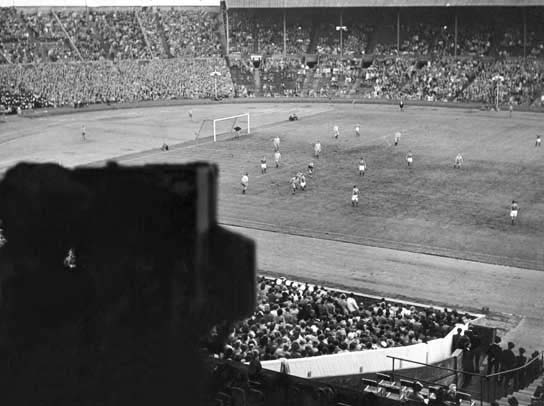 Football Final televised on one Super Emitron
