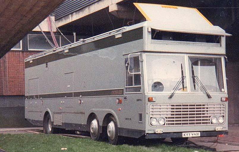 North 1 - Type-5 - CMCR 36 at Leeds International Pool 1984