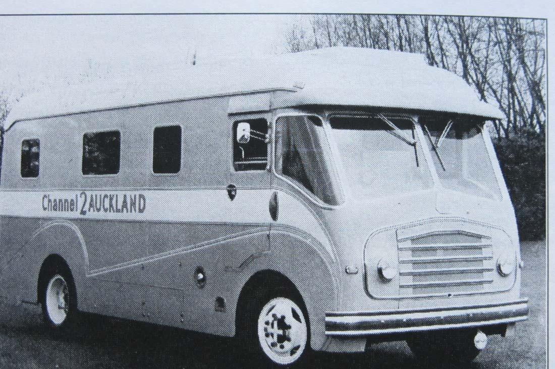 A Standard PYE MCR in the 1950s