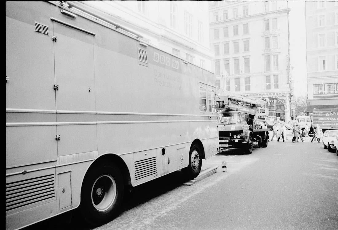 Televising the Royal Wedding - 1981