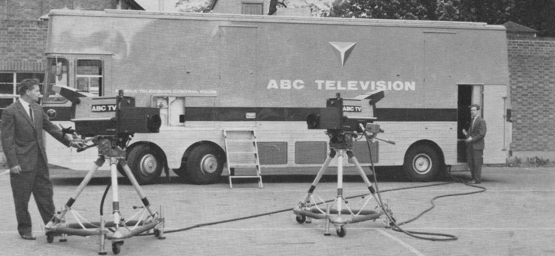ABC Television camera unit