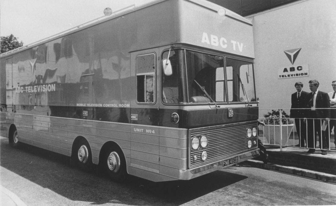 ABC Television Unit 4 in 1966