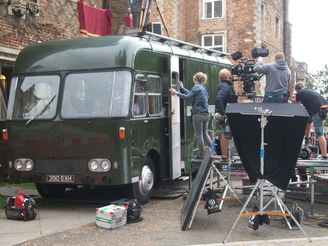 BBC Marconi Unit Restoration
