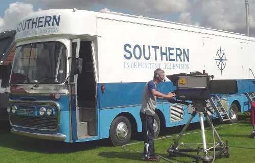 Southern Television OB Restoration
