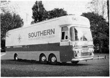 Southern TV OB
