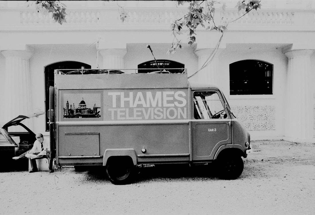 Thames Television OB Unit 3