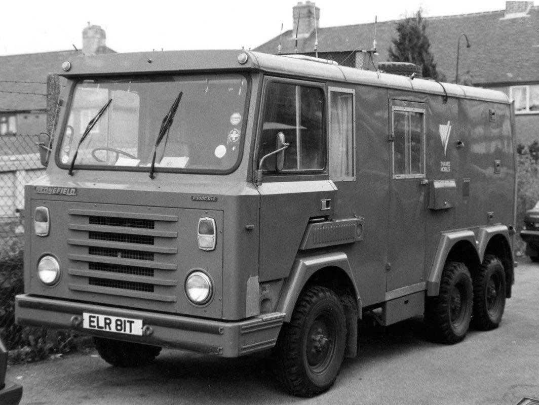 Thames Television OB Unit 8