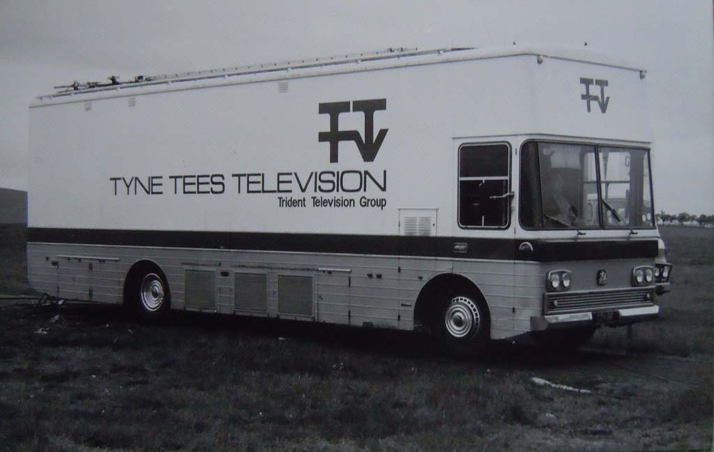 Tyne Tees Television