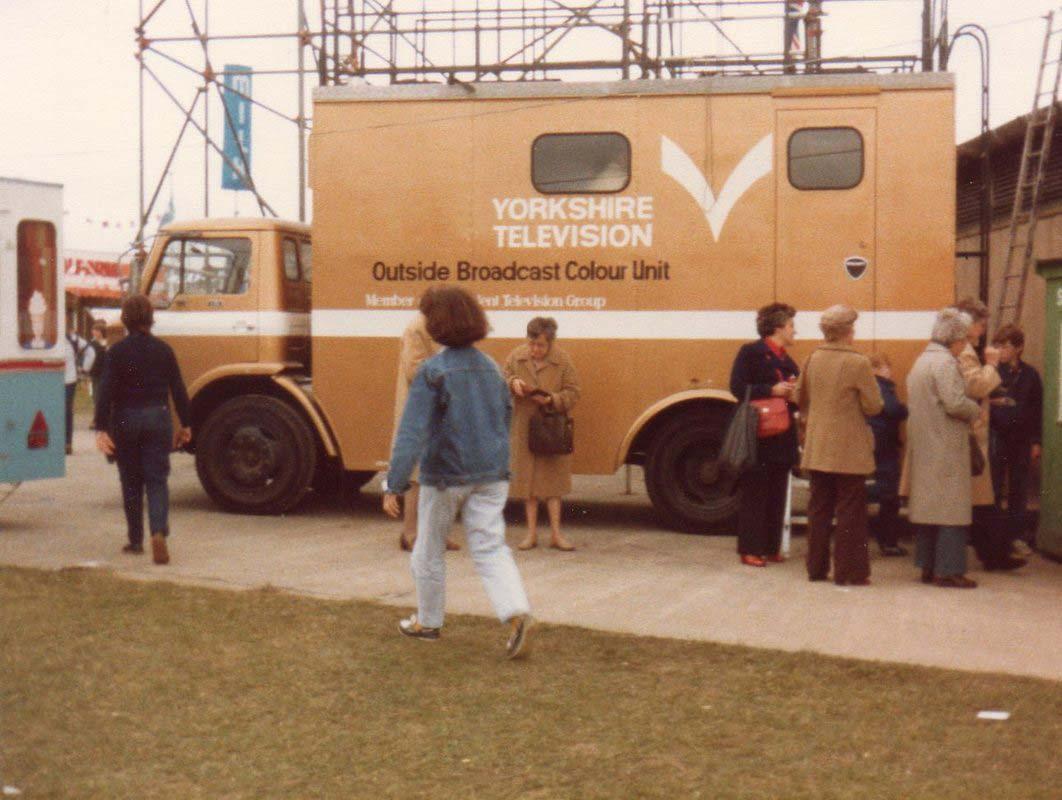Yorkshire Television OB Unit