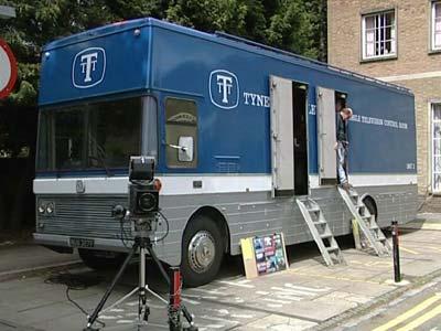 Yorkshire Tyne Tees OB Unit restored