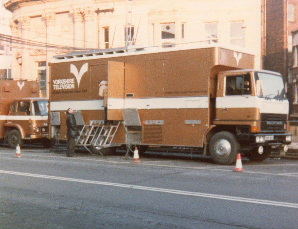 Yorkshire Television Outside Broadcast Colour Unit